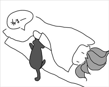 春の風物詩・猫テント編