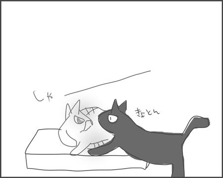 睡眠の妨げ